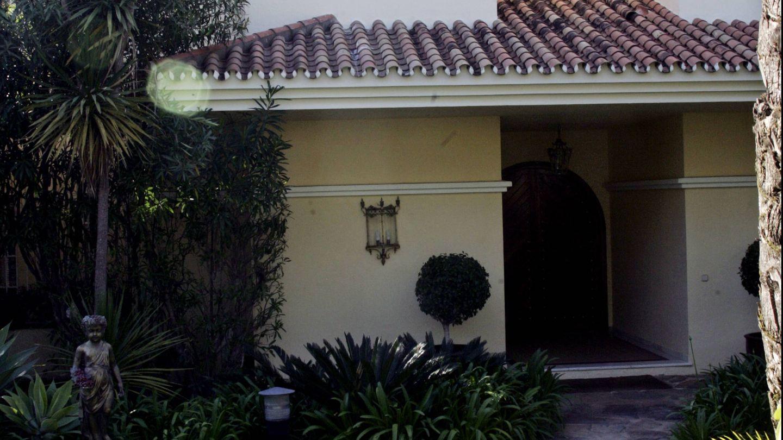 Imagen de la casa Mi Gitana de Isabel Pantoja en Marbella.