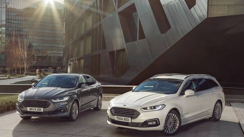 La apuesta híbrida (y la insistencia con el diésel) en el nuevo Ford Mondeo