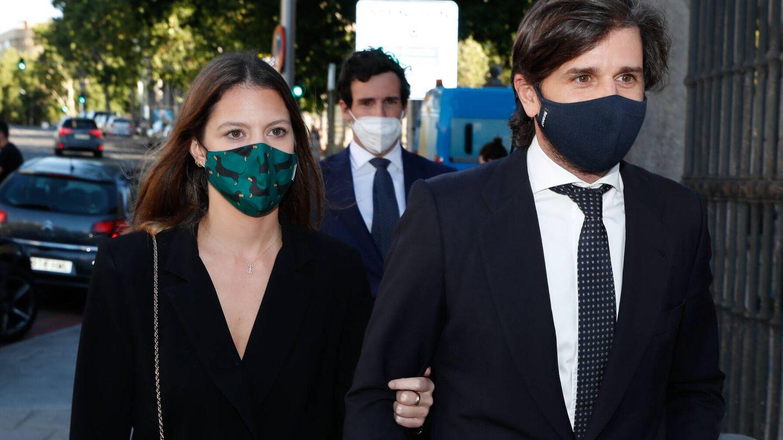 Álvaro Falcó e Isabelle Junot. (Gtres)