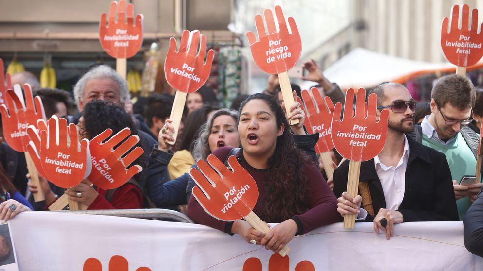 Chile despenaliza el aborto en tres supuestos