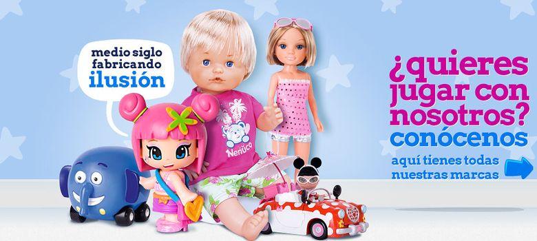 Foto: Sun Capital pone a la venta las muñecas de Famosa para dar un gran pelotazo