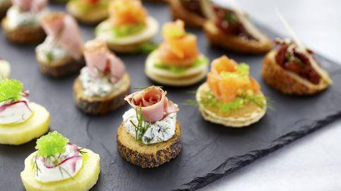Lo que no debes comer en un catering (como las croquetas y los embutidos)