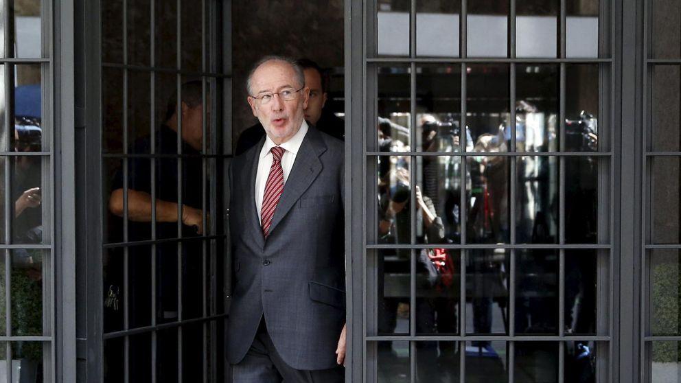 Rato avaló con su firma pagos de Bankia a las empresas de las comisiones