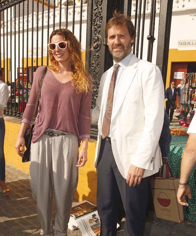 Foto: Alejandra Osborne y Joaquín Buendía. (Gtres)