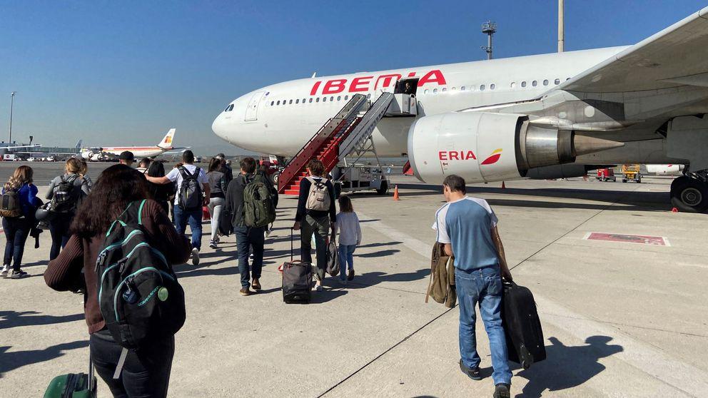Las embajadas piden que en caso de regresar a España, se haga cuanto antes