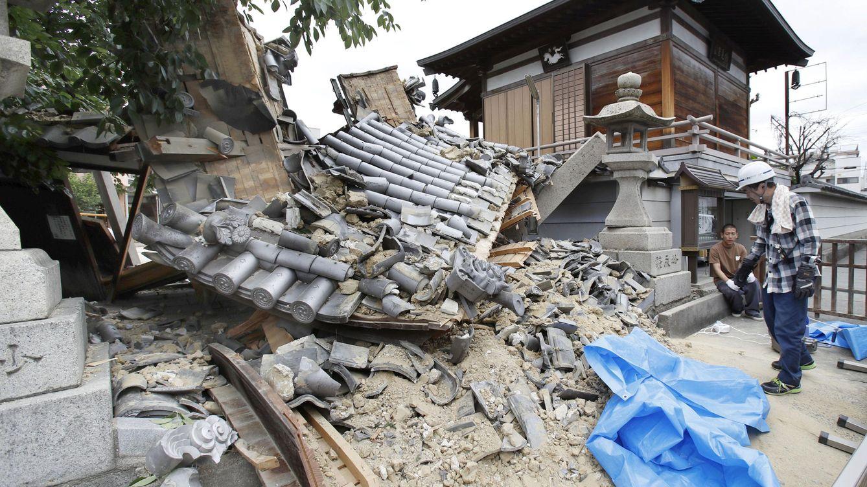 Un terremoto de 6,1 grados deja tres muertos y mas de 200 heridos en Japón