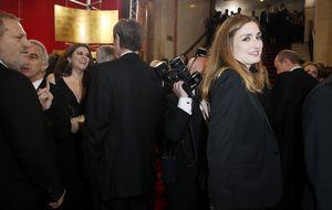 Julie Gayet reaparece en los César pero se queda sin premio
