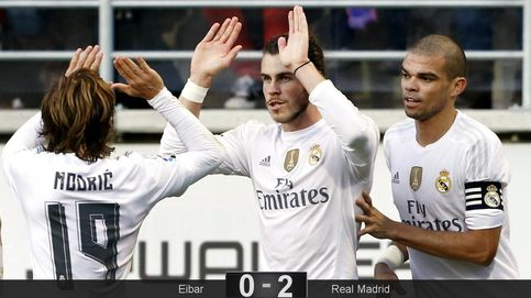 El Madrid defrauda un día más, pero Bale y Cristiano lo mantienen con vida