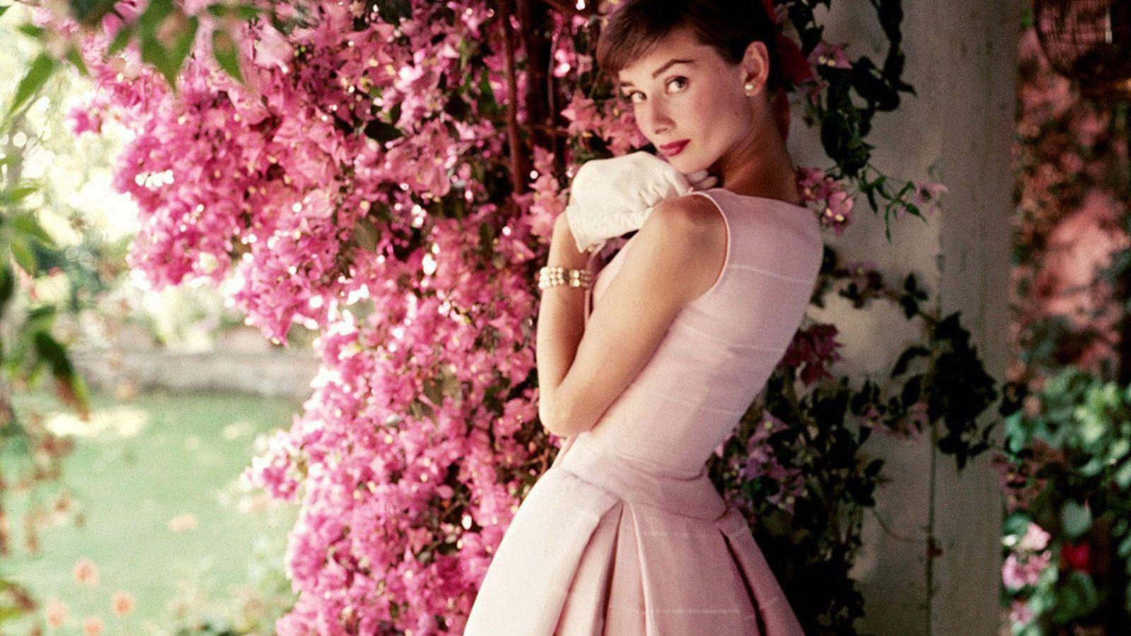 Fabrican La Fragancia De Audrey Hepburn Tras Un Acuerdo Con