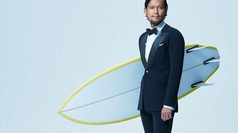 Surf de lujo: ¿quién dijo que no se puede estar elegante enfundado en un neopreno?