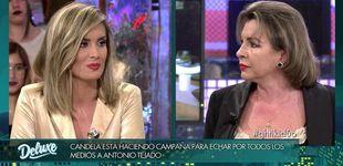 Post de La madre de Tejado destroza a Candela con un secreto sobre su contrato en 'GH'
