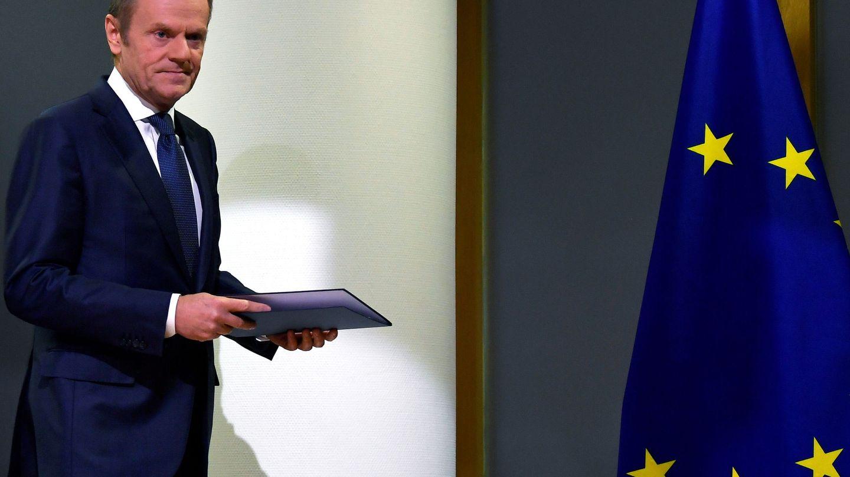 Donald Tusk, presidente del Consejo Europeo. (Reuters)