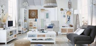 Post de El sofá ideal para un salón pequeño (y cómo combinarlo) te espera en Maisons du Monde