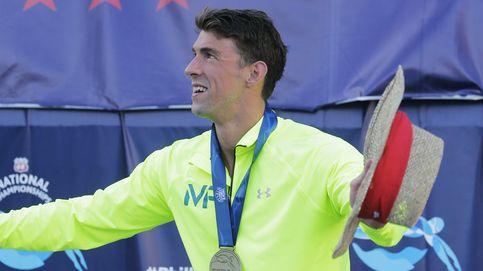 El nadador Michael Phelps espera su primer hijo