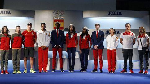 Mucha 'moda in Spain' y poca gracia en los uniformes olímpicos españoles