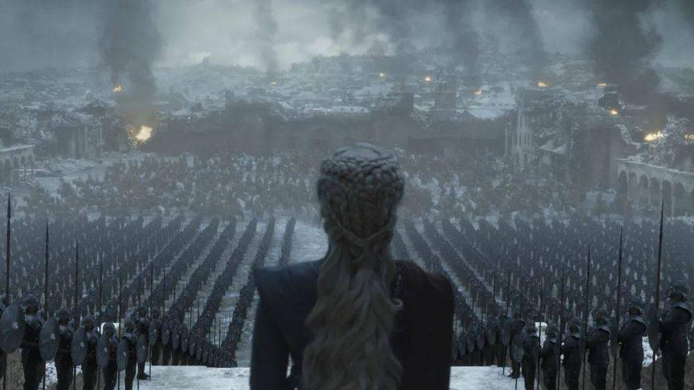Foto: Captura del trailer del último episodio de 'Juego de Tronos'. (HBO)