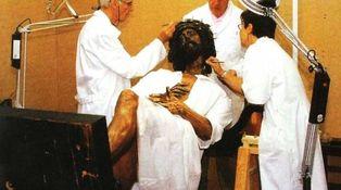 El día que Jesucristo fue al traumatólogo