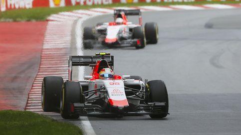 El mérito de Merhi con un Manor: a 1'2 segundos de Raikkonen
