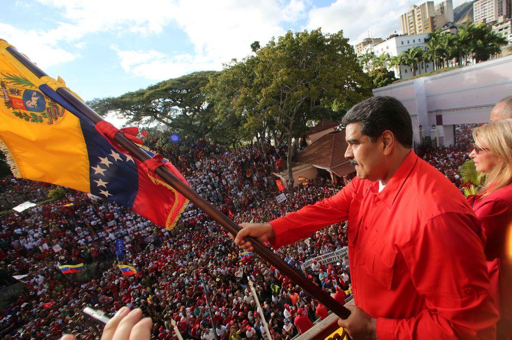 Foto: Maduro dice que la Justicia debe actuar tras la autoproclamación de Guaidó. (Reuters)