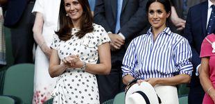 Post de La respuesta de Kate Middleton cuando le preguntan por el embarazo de Meghan