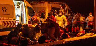 Post de Un niño y una embarazada entre los 4 fallecidos en el naufragio de Lanzarote