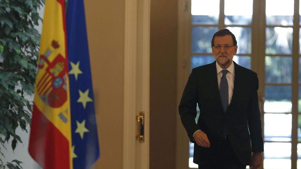 Rajoy vende recuperación económica y estabilidad frente a Podemos