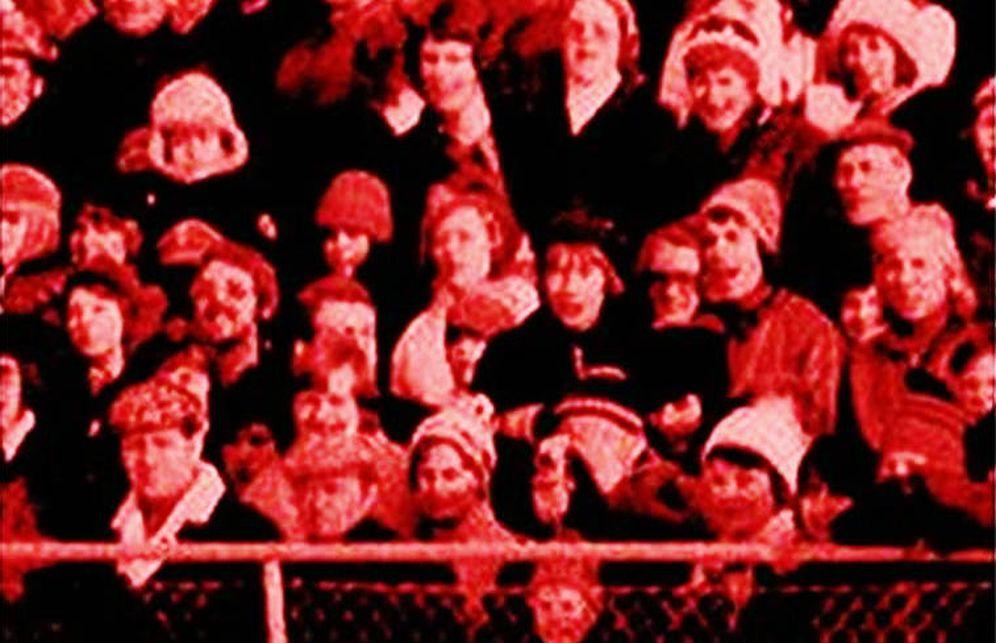 Foto: Detalle del cartel del film 'El siglo del yo'