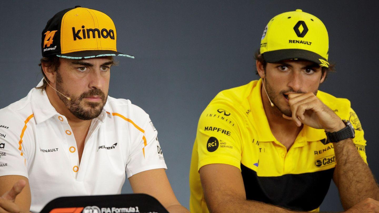 De momento sigue la puerta abierta para que dos pilotos españoles compartan parrilla en 2021 (EFE)