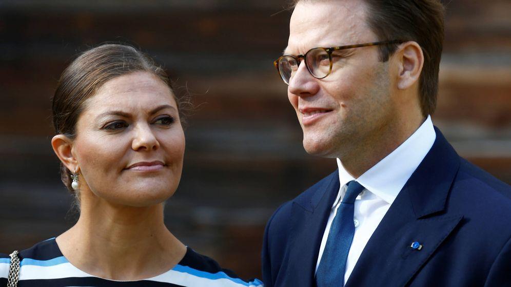 Foto:  Victoria y Daniel de Suecia, en una imagen de archivo. (Reuters)