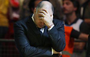 Pablo Laso dejó claro que no tengo nada que reprochar a los jugadores