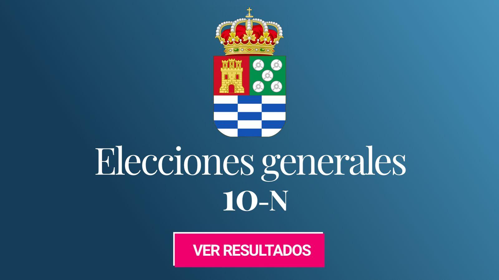 Foto: Elecciones generales 2019 en Molina de Segura. (C.C./EC)