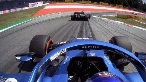 Fernando Alonso, furia, decepción, y un gran susto en el cuerpo: La carrera, arruinada