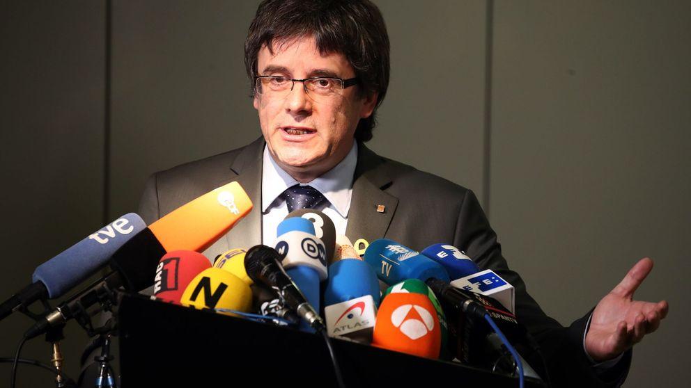 Puigdemont: Hemos derrotado la principal mentira del Estado. Ganaremos