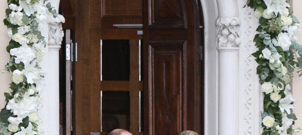 Alberto de Mónaco y Charlene duermen en hoteles separados