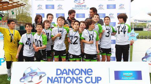 El Racing de Santander gana la Fase Norte de la Danone Nations Cup