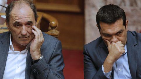 El Parlamento de Grecia aprueba por amplia mayoría el tercer plan de rescate