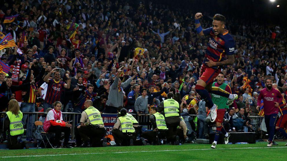 La renovación de Neymar no zanja el ruido: ahora le toca renovar a Messi