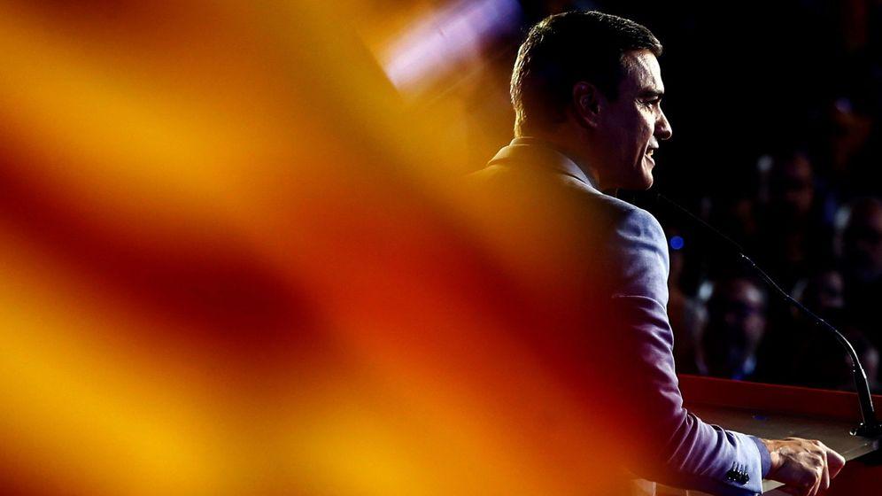 Foto: El presidente del Gobierno en funciones Pedro Sánchez. (EFE)