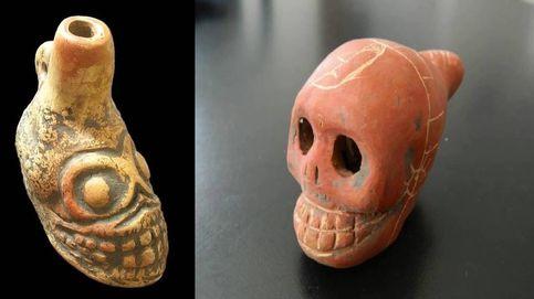 El sonido de la muerte misma: los misteriosos silbatos aztecas llegan a España