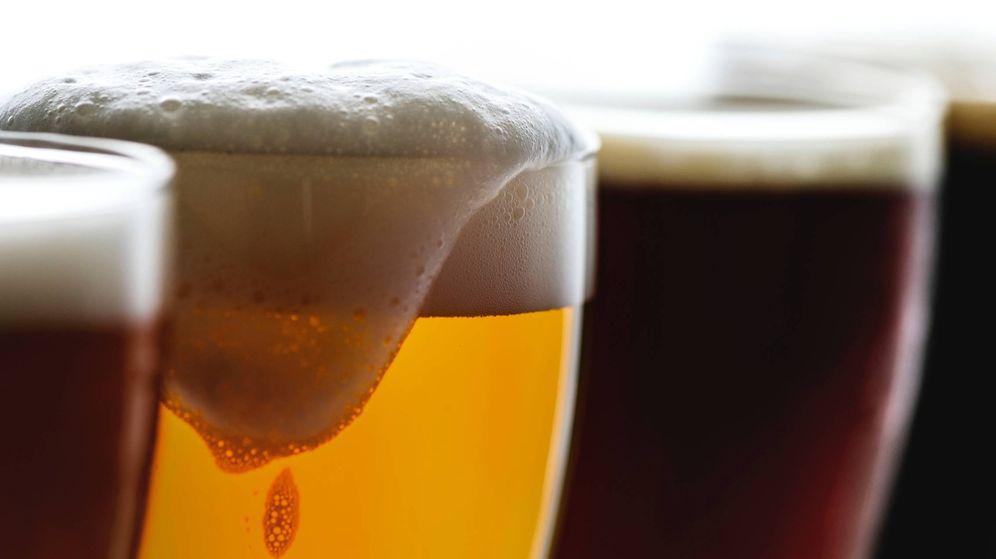 Foto: Cervezas. (Pexels)