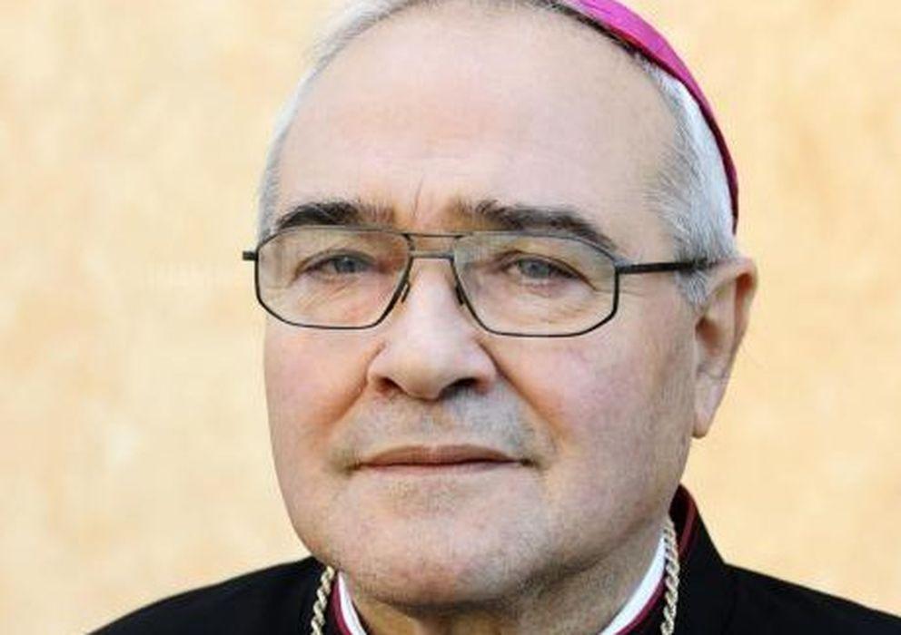 Foto: Luigi Negri, obispo de Ferrara, Italia (luiginegri.it)