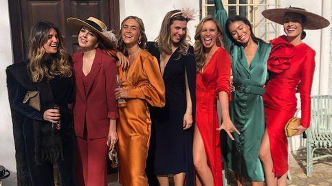 Los looks de invitada perfecta que desfilaron por la boda influencer del fin de semana