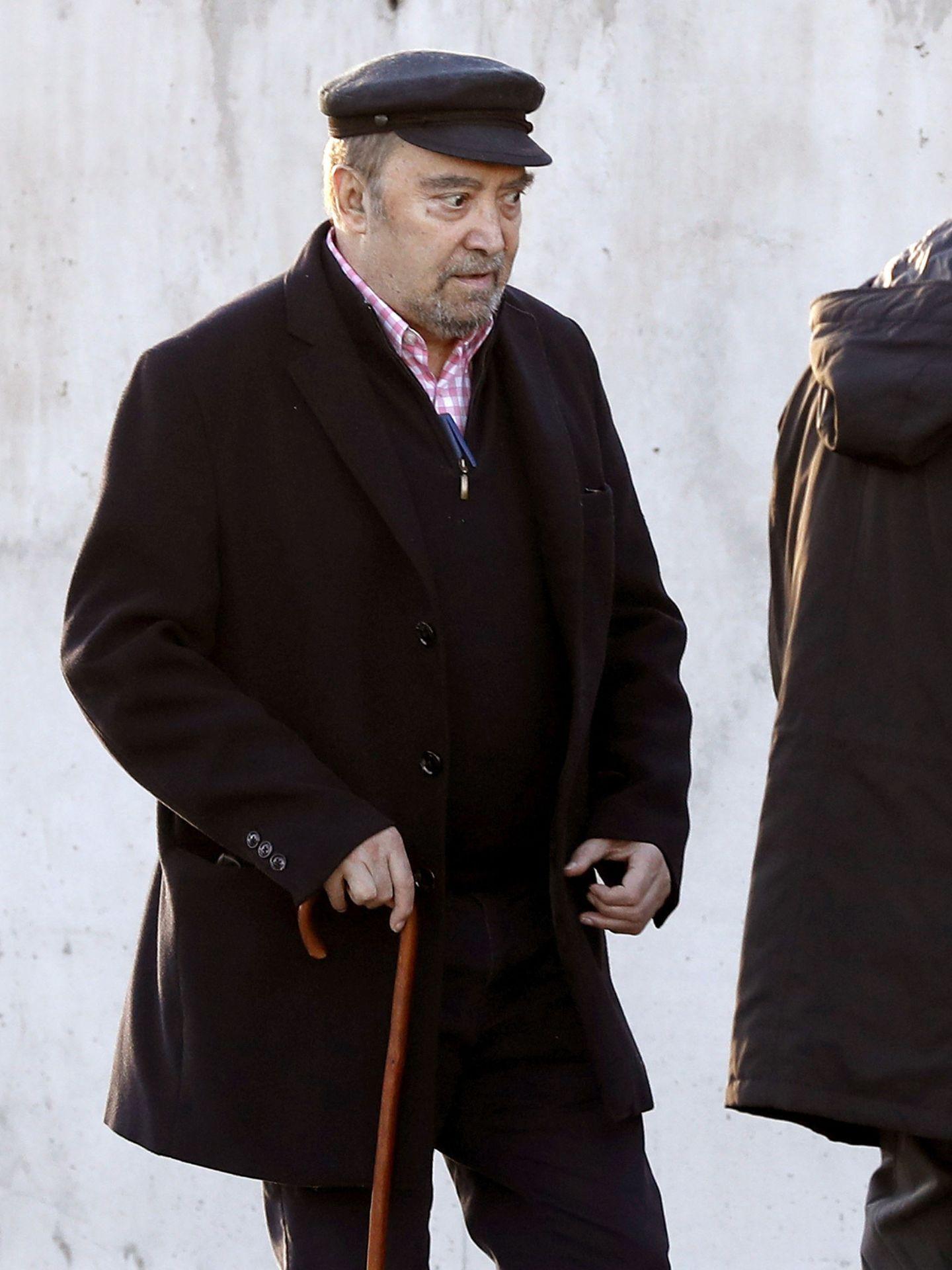 José Acosta. (EFE)