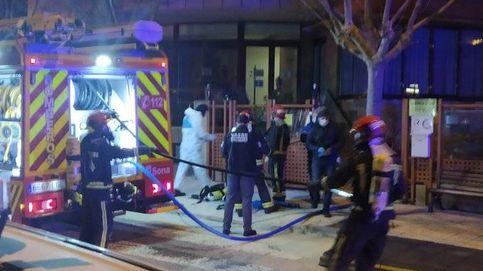 Un fallecido y 11 heridos tras un incendio en una residencia de ancianos en Soria