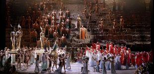 Post de 'Aída', una ópera morrocotuda: ¿morir por la patria o por amor?