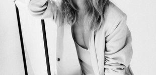 Post de Laura Vecino se enfunda un look que sienta de cine