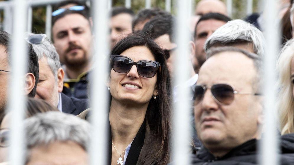 Foto: La alcaldesa de Roma, Virginia Raggi. (EFE)