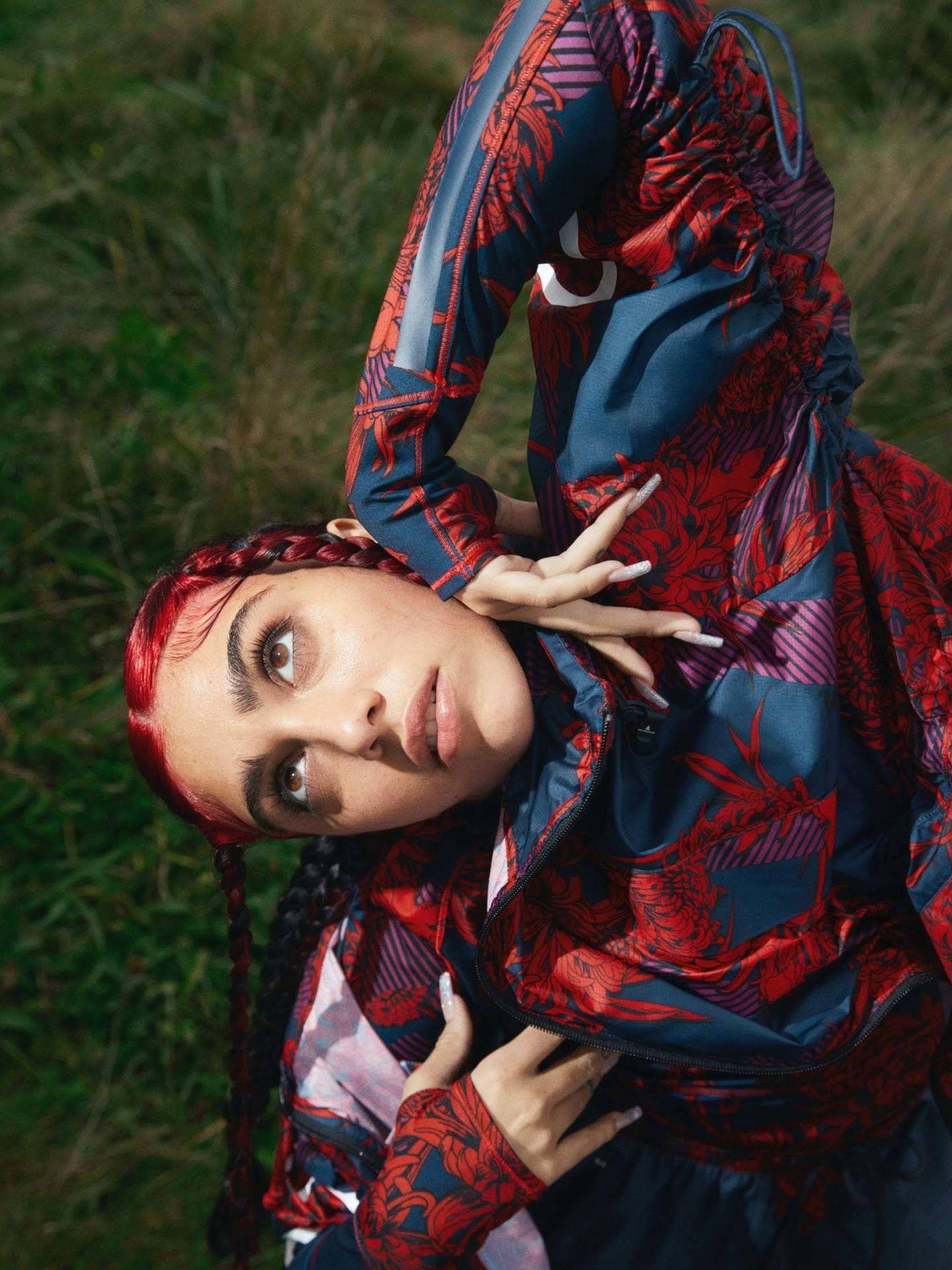 Lourdes Maria. (Stella McCartney x Adidas)