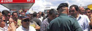 La Fiscalía investiga si hubo delitos durante el paro de los transportistas