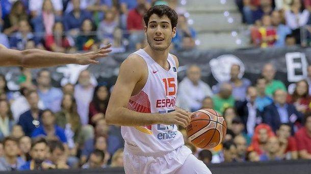 Foto: Alex Abrines no estará en el Eurobasket por lesión (FOTO: ACB).